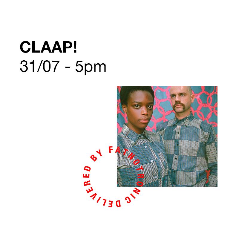 Claaptape #26